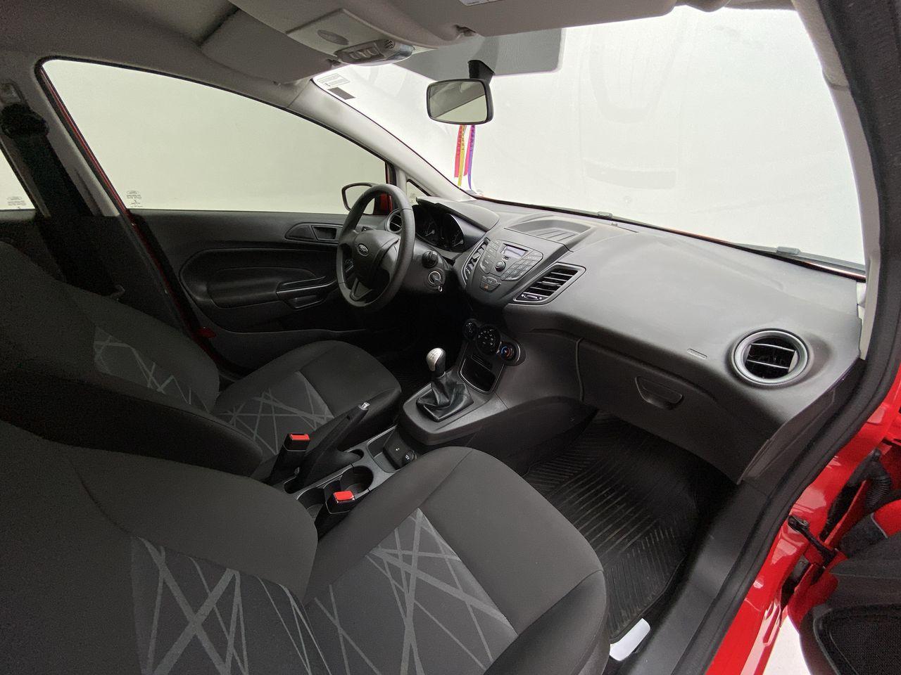 Fiesta 1.5 16V Flex Mec. 5p