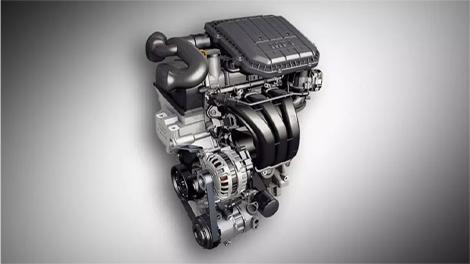 Motor de alto desempenho e mais economia