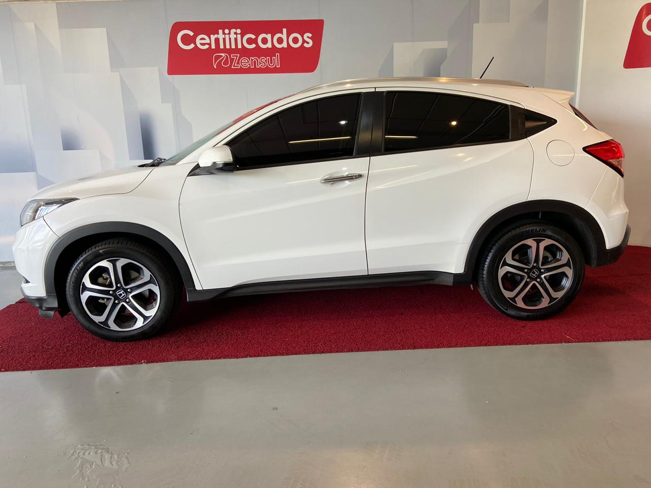 Comprar seminovo Honda HR-V EXL 1.8 Flexone 16V 5p Aut. no Certificados Zensul
