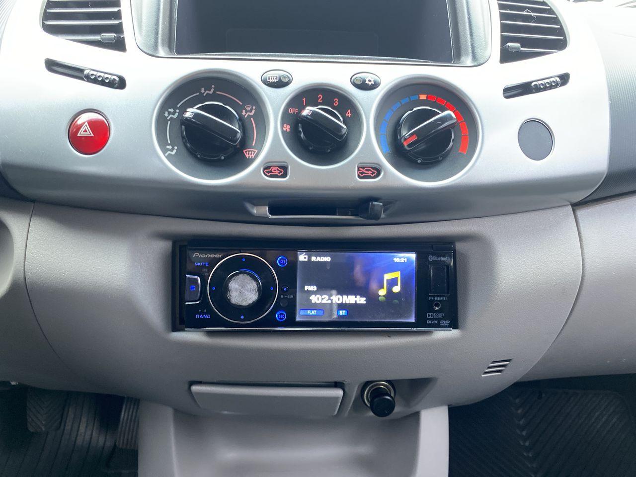 L200 Triton HLS 2.4 Flex 16V CD Mec.