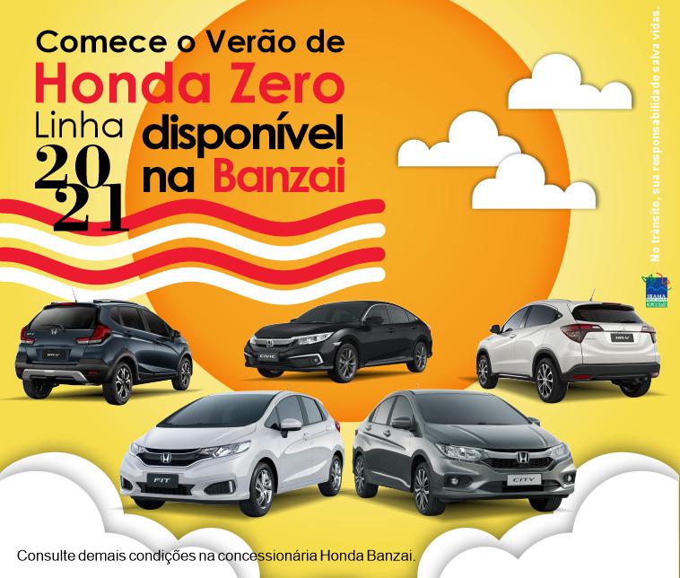 Banzai Honda