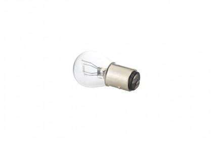 Lâmpada Miniatura P21/5W 2 Pólos I 12V 21W/5W BA15d 6CP Tech One
