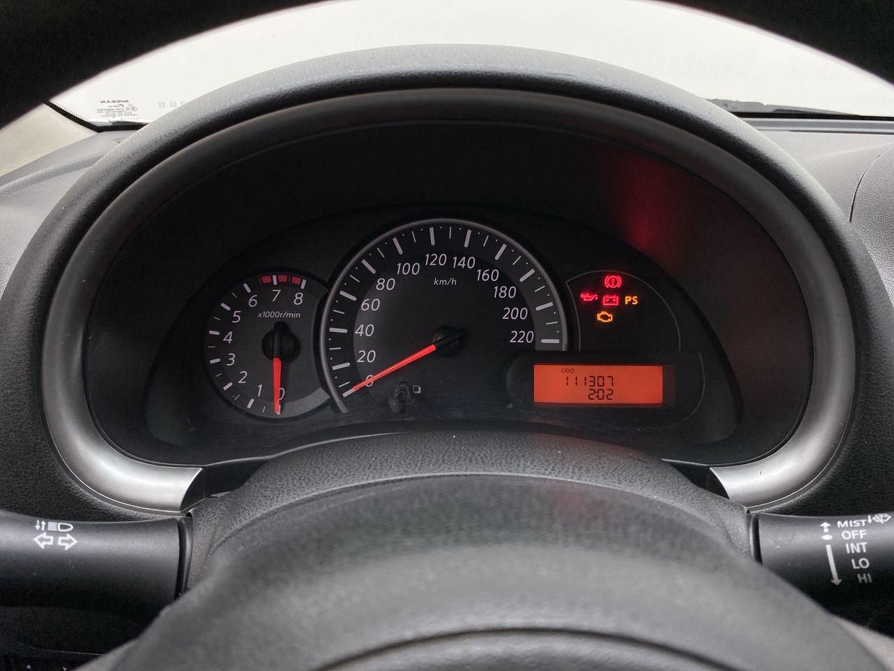 MARCH S 1.6 16V Flex Fuel 5p
