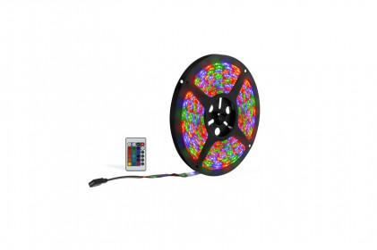 Led Strip 3528 RGB - Luz de Alta Performance Colorida Tech One