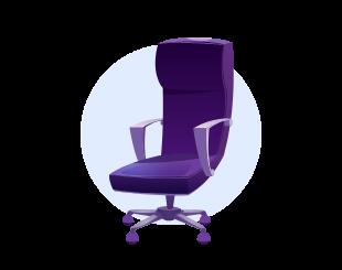 Imagem Comodato de cadeira