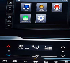 "Multimídia 7"" multi-teouchscreen com interface para smartphones"