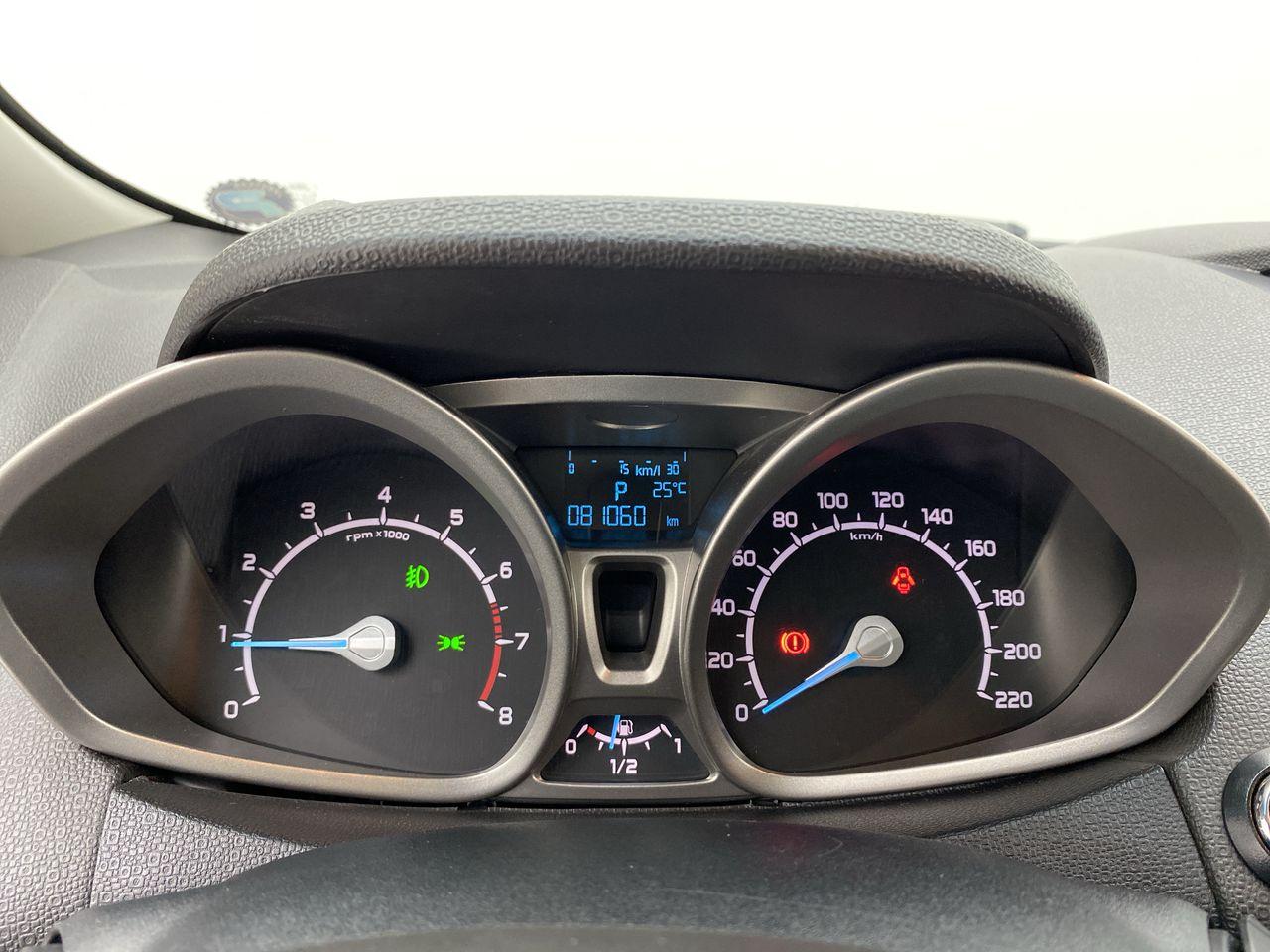 EcoSport TITANIUM 2.0 16V Flex 5p Aut.