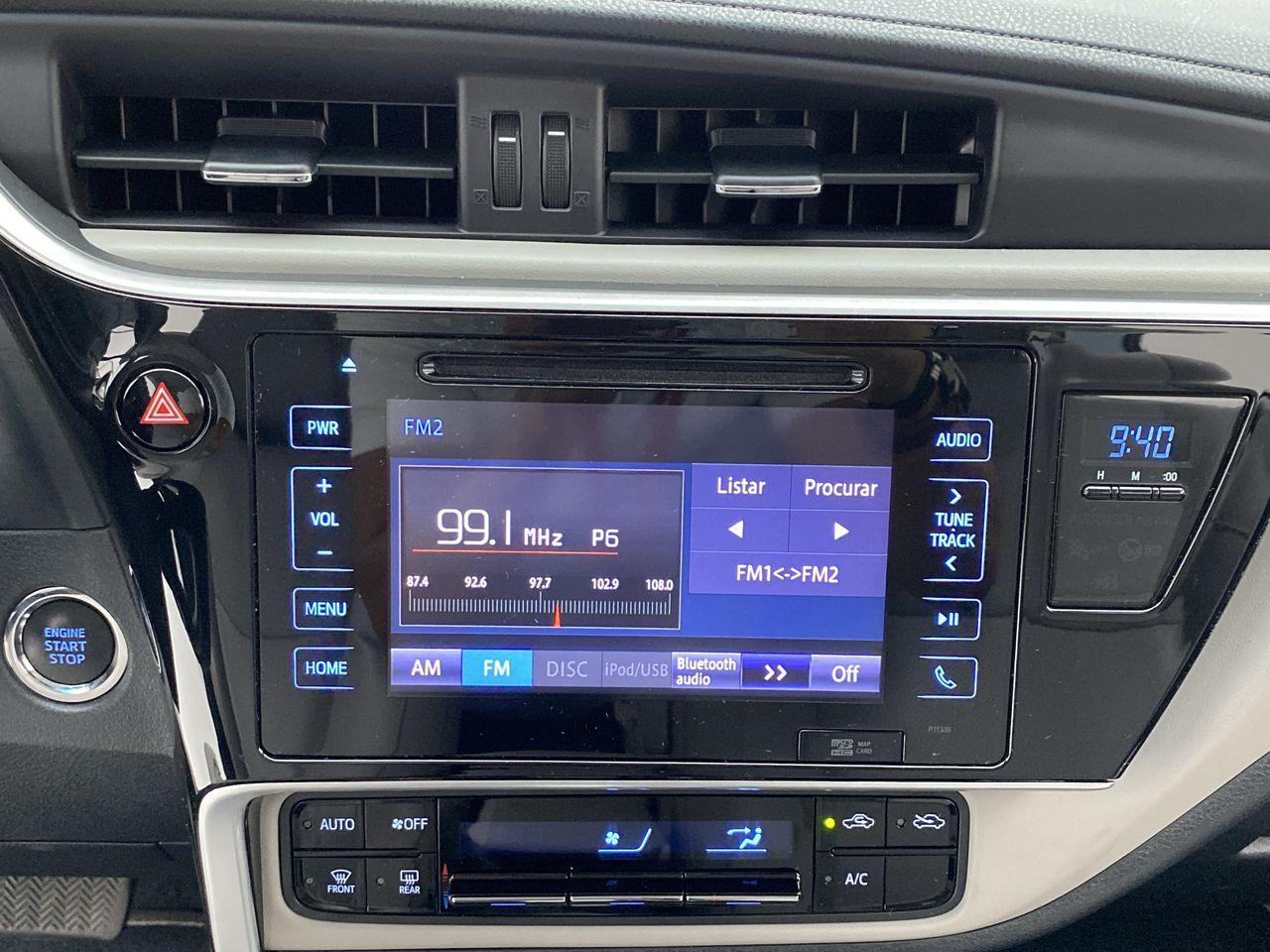 Corolla XEi 2.0 Flex 16V Aut.