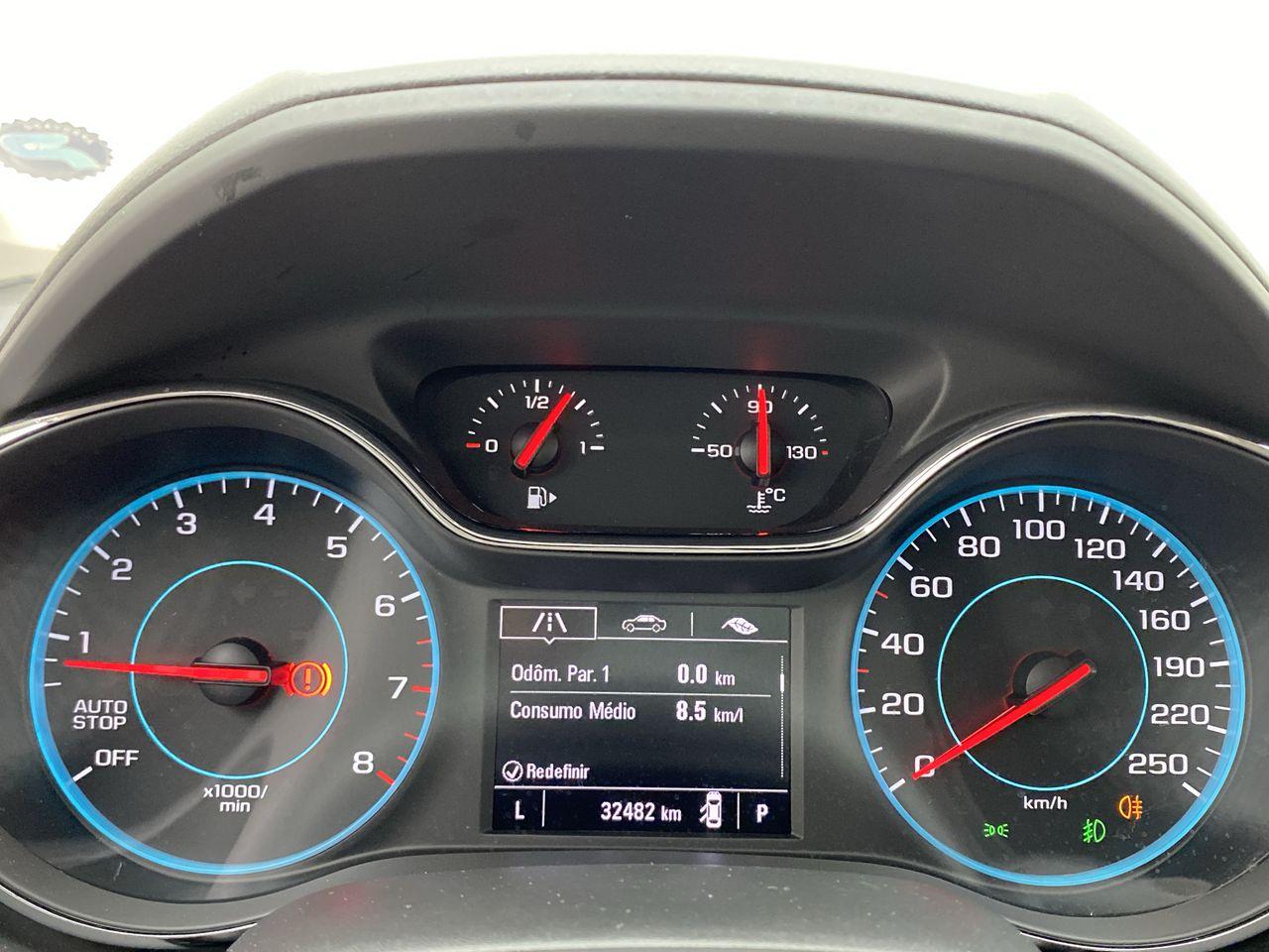 CRUZE LT 1.4 16V Turbo Flex 4p Aut.