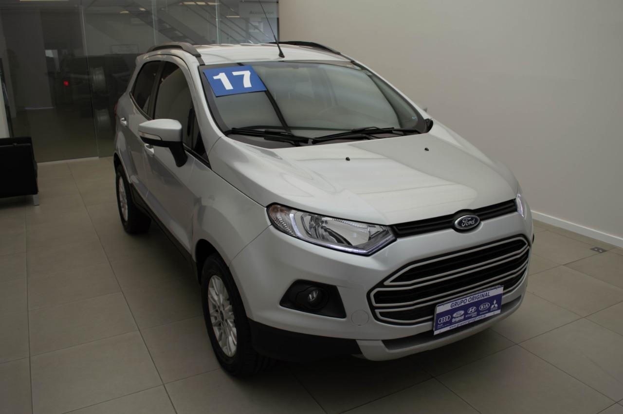 Imagem 2 de Ford EcoSport SE 1.6 16V Flex 5p Mec.