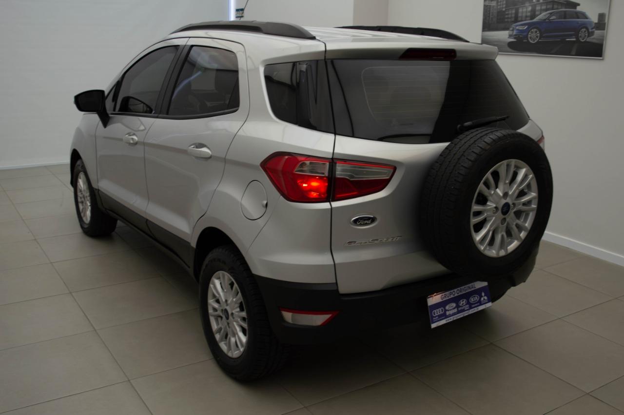Imagem 4 de Ford EcoSport SE 1.6 16V Flex 5p Mec.