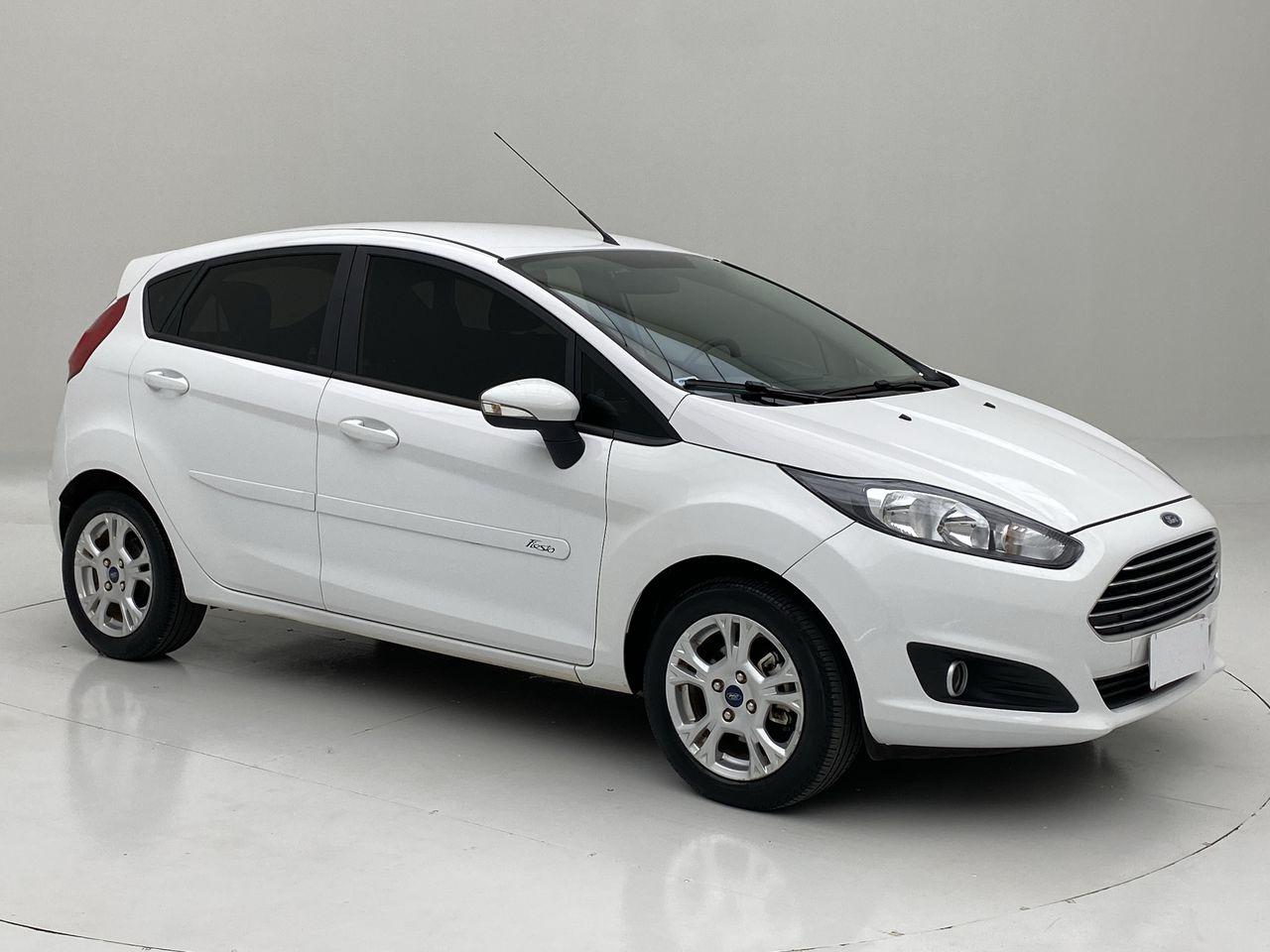 Fiesta SEL 1.0 12V EcoBoost Aut. 5p