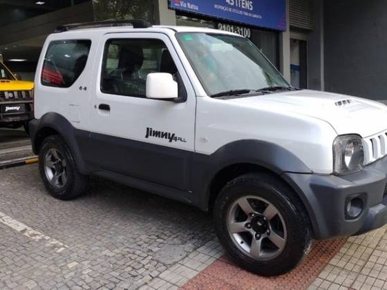 Suzuki-JIMNY-Jimny Wide/ Jimny/4ALL 1.3 16V
