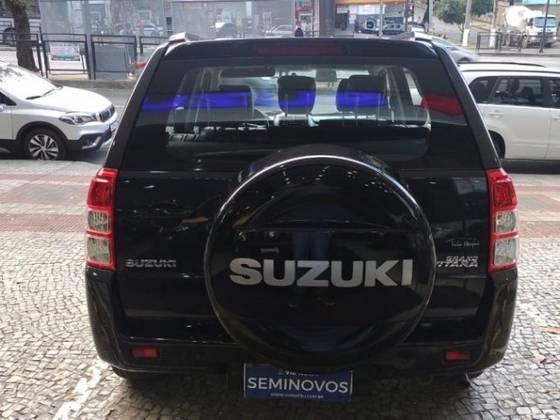 Suzuki-GRAND VITARA-Grand Vitara 2.0 16V 4x2/4x4 5p Aut.