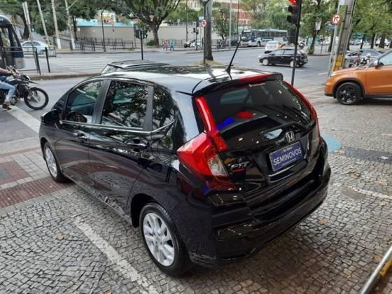 Honda-FIT-Fit LX 1.5 Flexone 16V 5p Aut.