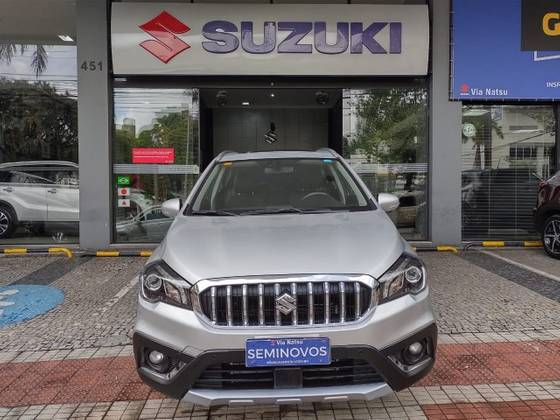 Suzuki-S-CROSS-S-CROSS 4STYLE-S ALLGRIP 1.4 TB 16V Aut.