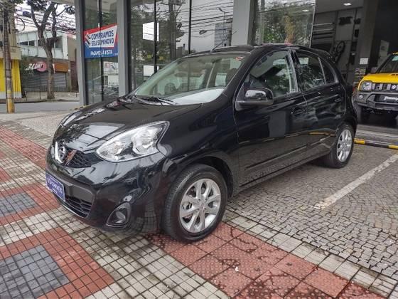 Nissan-MARCH-MARCH SV 1.6 16V FlexStart 5p Mec.