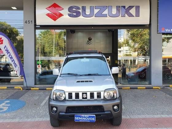 Suzuki-JIMNY-Jimny 4SUN 1.3 16V