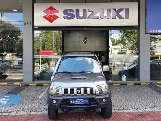 Suzuki-JIMNY-Jimny 4SPORT/ 4WORK 1.3 16V