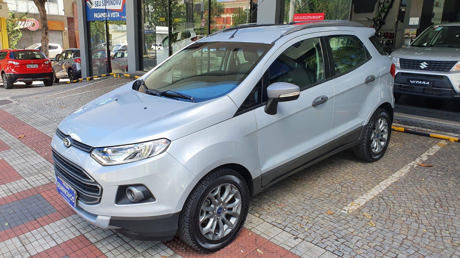 Ford-ECOSPORT-EcoSport FREESTYLE 2.0 16V Flex 5p