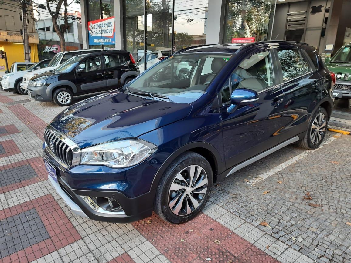 Suzuki-S-CROSS-S-CROSS 4STYLE 1.4 TB 16V Aut.