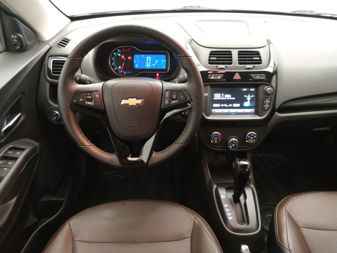 Imagem 4 de Chevrolet COBALT ELITE 1.8 8V Econo.Flex 4p Aut.