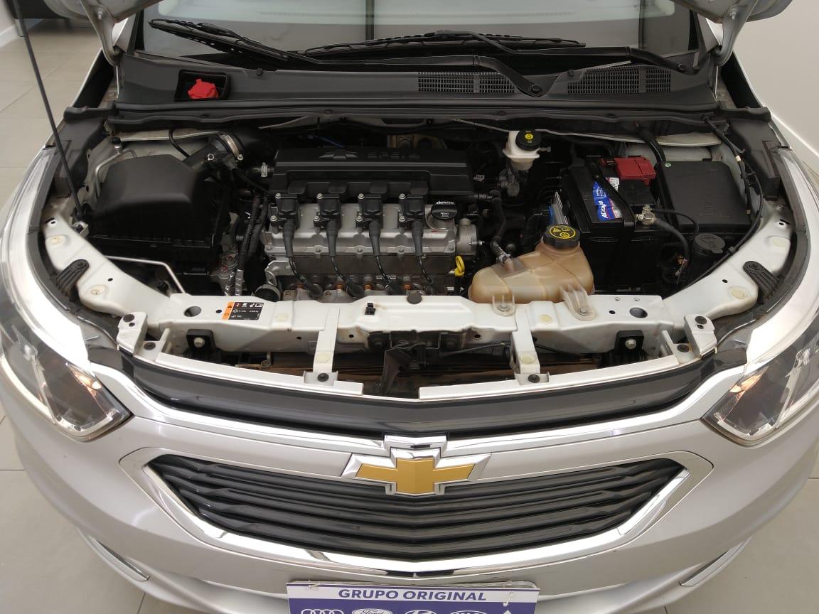 Imagem 9 de Chevrolet COBALT ELITE 1.8 8V Econo.Flex 4p Aut.