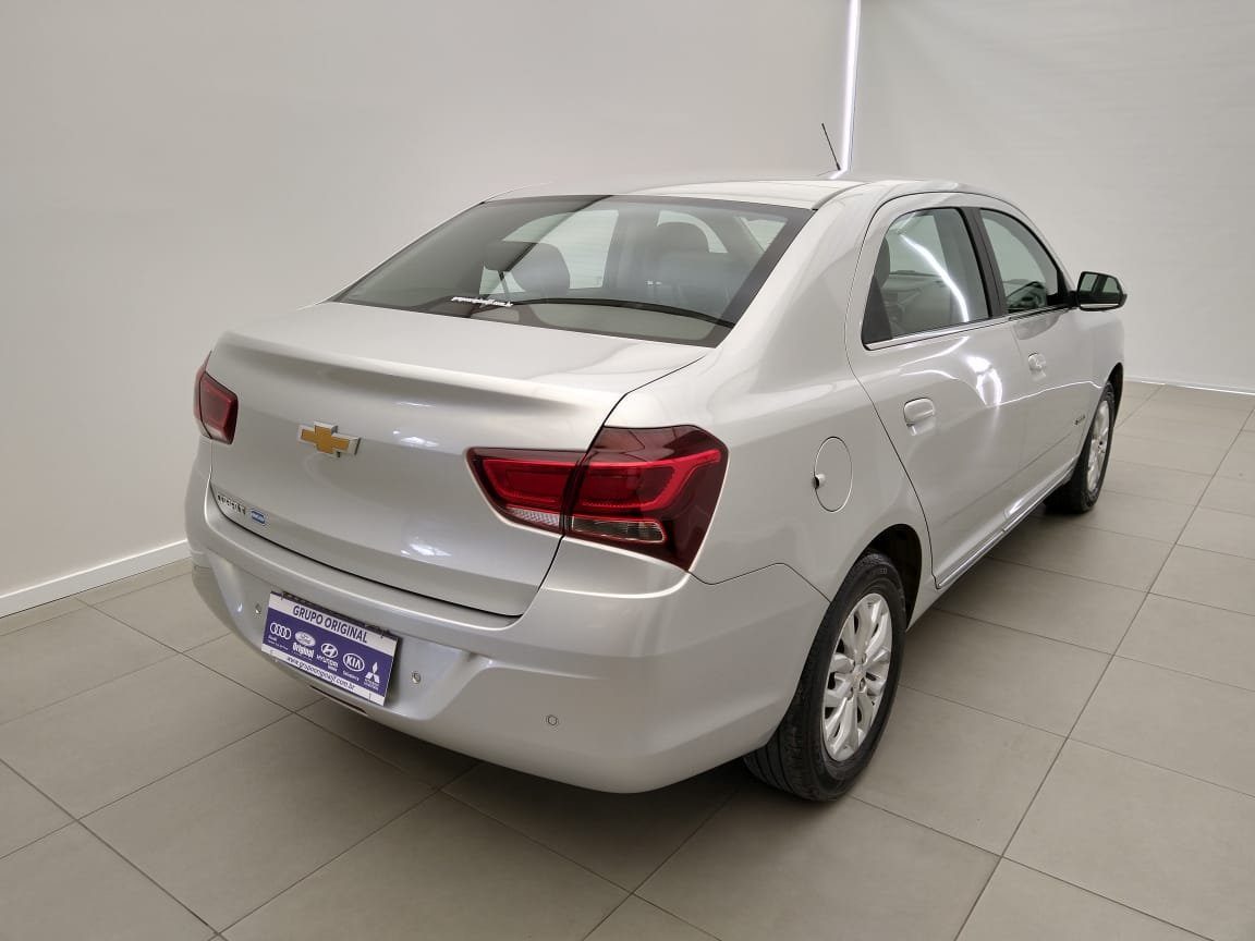Imagem 3 de Chevrolet COBALT ELITE 1.8 8V Econo.Flex 4p Aut.