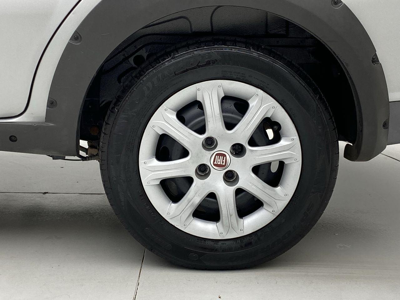 Fiat Palio Weekend Trekking 1.6 Flex 16V 5p