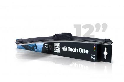 "Palheta Automotiva Soft 12"" Tech One"