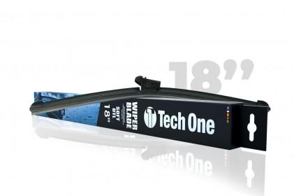 "Palheta Automotiva Soft DTL 18"" Tech One"