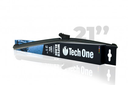 "Palheta Automotiva Soft DTL 21"" Tech One"