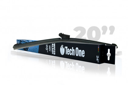 "Palheta Automotiva Soft 20"" Tech One"