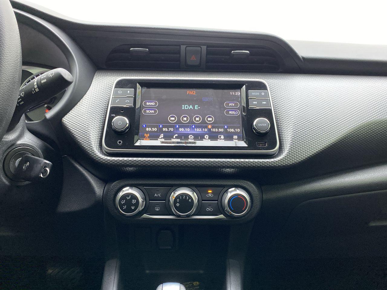 KICKS S 1.6 16V Flex 5p Aut.