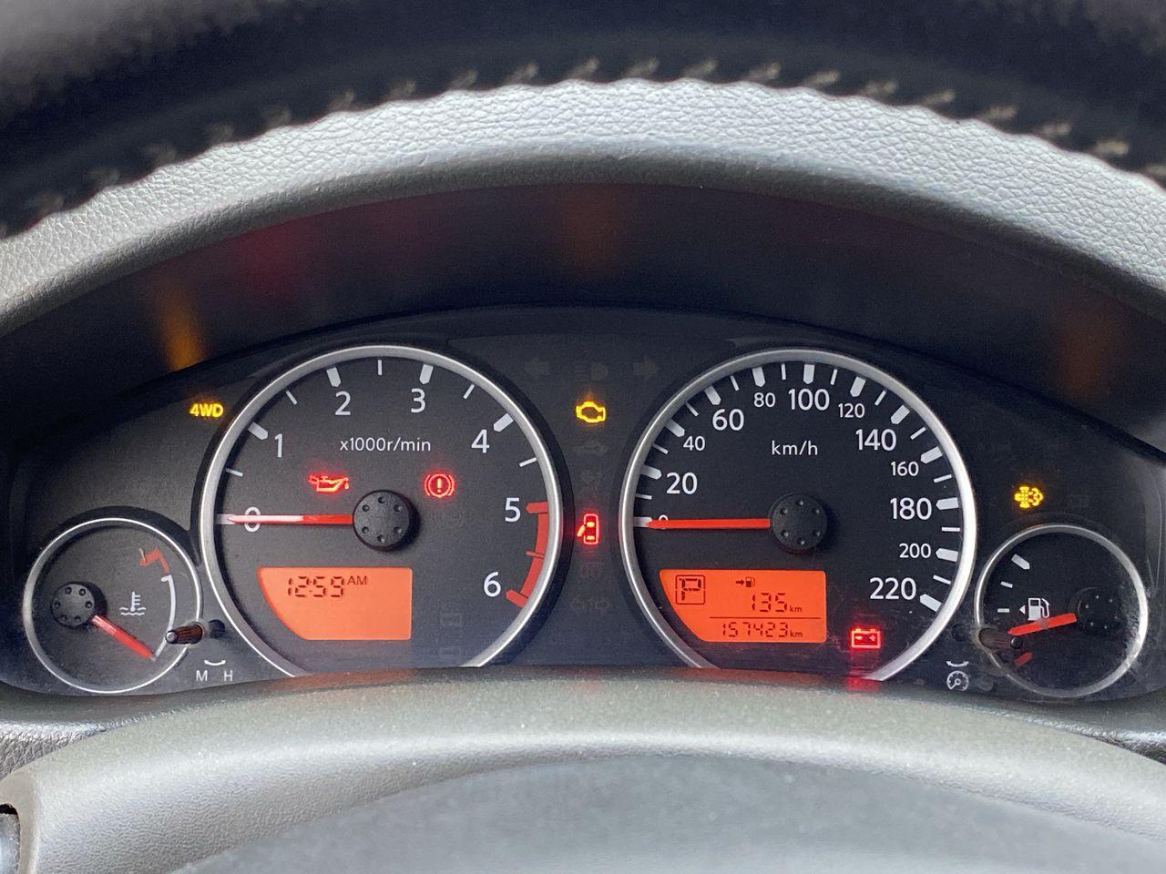 Frontier SL CD 4x4 2.5TB Diesel Aut