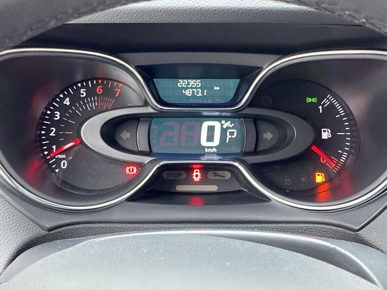 CAPTUR Intense 1.6 16V Flex 5p Aut.