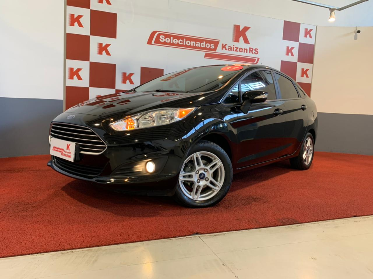 Fiesta Sedan SEL 1.6 16V Flex Aut.