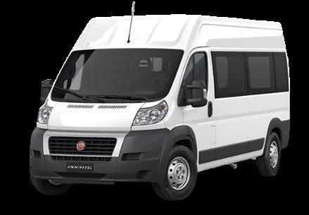 fiat ducato minibus confort 1.6