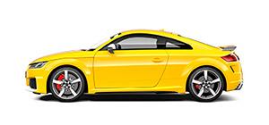 TT RS Coupé  2.5 Turbo FSI