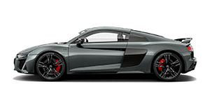 R8 Coupe V10 performance quattro S tronic