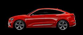 foto do modelo e-tron s sportback