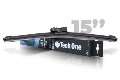 "Palheta Automotiva Soft DTL Traseira 15"" Tech One"