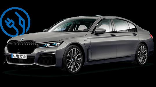 Miniatura - BMW Série 7 Plug-in Híbrido