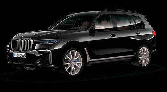Miniatura - BMW X7