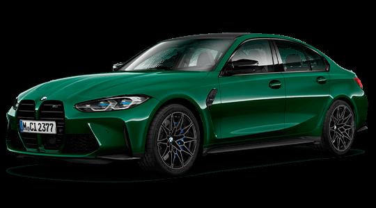 Miniatura - BMW M3 Competition