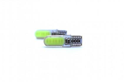 Led T10 Silicone com 12 Leds Tech One