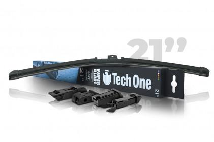 "Palheta Automotiva Soft Smart 4 Encaixes 21"" Tech One"