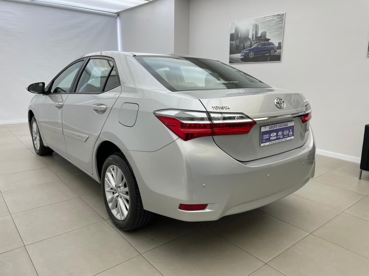 Toyota-COROLLA-Corolla GLi Upper 1.8 Flex 16V Aut.