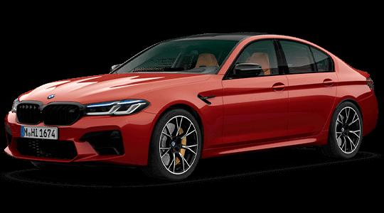 Destaque - BMW M5