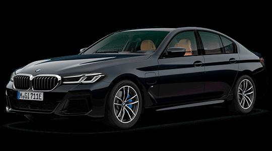 Destaque - BMW Série 5 Plug-in-Hybrid